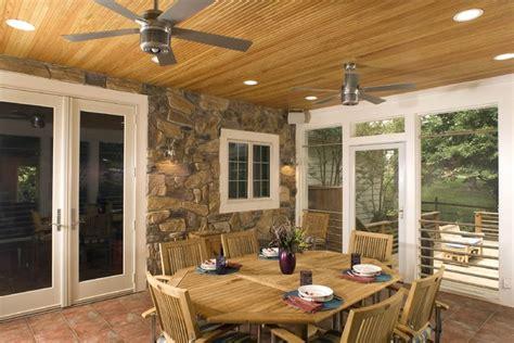 rubin screened porch  sun deck traditional porch