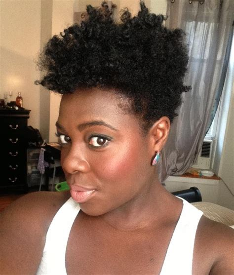 tapered cut on 4c hair tapered natural hair cut for women 4c hair short