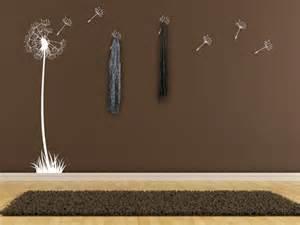 wandgestaltung garderobe 20 ideen f 252 r flur gestaltung mit wandtattoos und