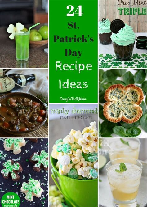 st s day recipes from ireland 24 st s day recipe ideas savvy in the kitchen