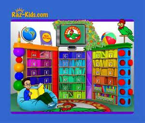 raz book room second grade