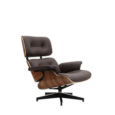 leather lounge chair and ottoman eames style lounge chair ottoman