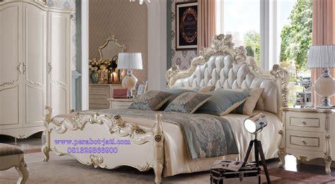Ranjang Tidur Jepara jual ranjang tidur set ukir bellina mewah kelapa gading
