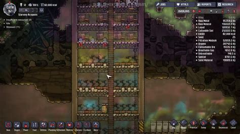 How To Start In Oxygen Not Included Algae Detox Cader by Oxygen Not Included 1 Semi Sustainable Base