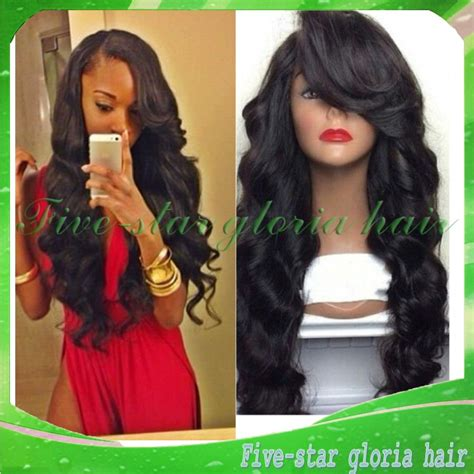 Body wave weave with side bangs www pixshark com images galleries with a bite