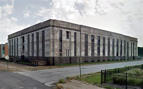 Post Office In Gary Indiana by Post Office Abandoned Gary In Living New Deal