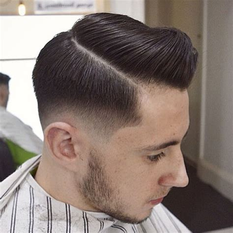 tapered sides 25 classic taper haircuts men s haircuts hairstyles 2017