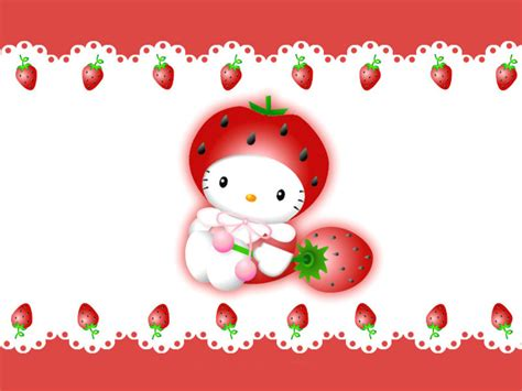 hello kitty wallpaper biru wallpaper hello kitty imut dan lucu
