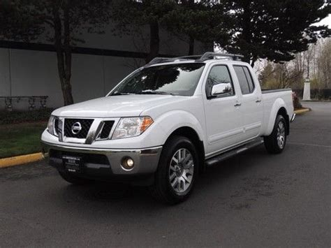2012 nissan frontier crew cab sl for sale 20 used cars from 16 423 find used 2012 nissan frontier sl crew cab 4wd leather 3431 miles automatic 4 door truck in