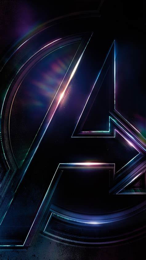 avengers infinity war logo  wallpapers hd wallpapers