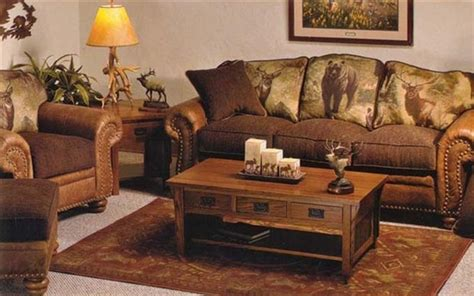 Rustic Livingroom Furniture Furniture Category Leather Living Room Sets For