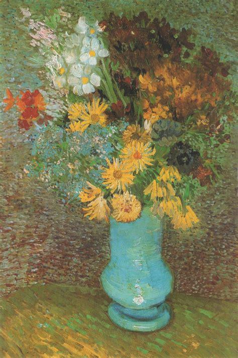 fiori gogh pittura i fiori di vincent gogh associazione