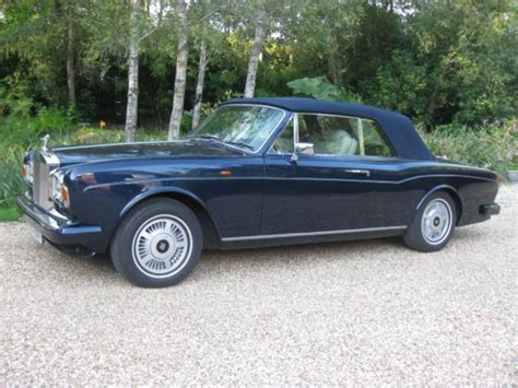 corniche rolls royce for sale used rolls royce corniche doors for sale in landford