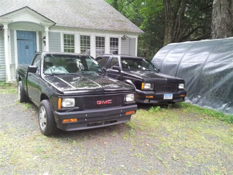 gmc typhoon transmission 92 gmc typhoon and 91 gmc syclone with extras classic