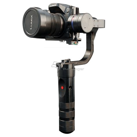 dslr stabilizer wefly mx1 handheld 3 axis gyroscope stabilizer brushless