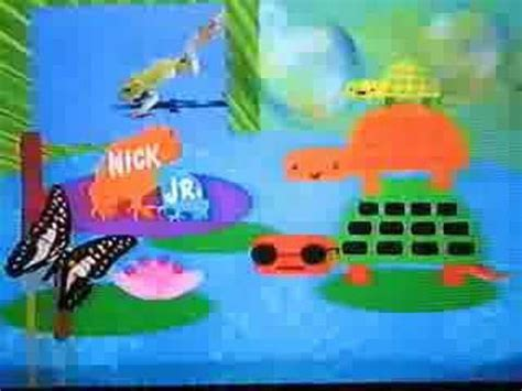 nick jr. on videocassette song  1998 youtube