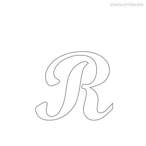 printable stencils alphabet free printable alphabet stencils printable free r
