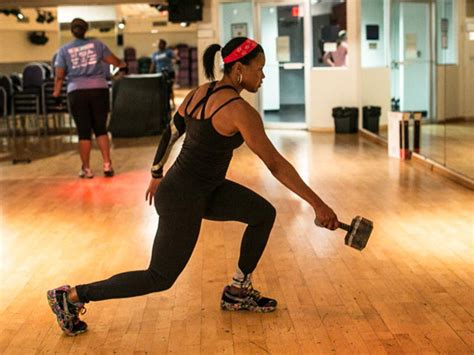 weekly workout fitness pinterest gossip news we tried it thor s thunder workout philly