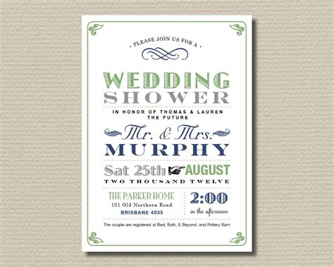 invitation wording for couples wedding shower printable couples wedding shower invitation poster