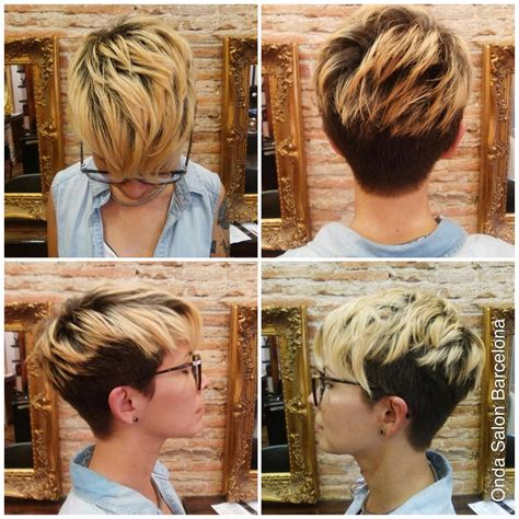 corte de pelo cortos mujer pelo corto para mujer