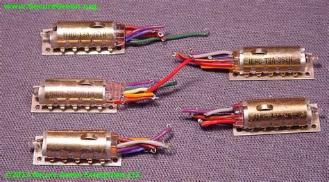 Space Vaccum Subminiature Vacuum Tubes Secure Green Enterprises Llc