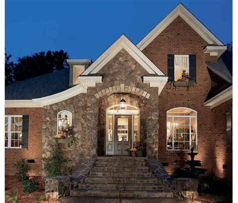 eplans country house plan european accents 3667