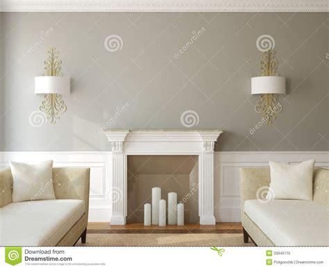 bilder modernen salons salon moderne avec la chemin 233 e illustration stock image