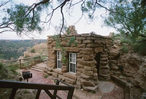 Palo Duro State Park Cabins by The List Unique Lodging At State Parks The Boston Globe