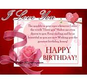Romantic Birthday Wishes  365greetingscom