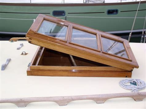 building boat deck hatches hatch image only boat renovations pinterest