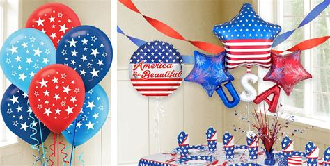 4th of july decorations decor city