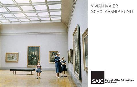 Memory Vivan Maier Scholarship Fund Maier Photographer
