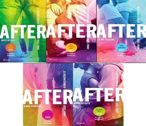 after libro pdf saga after anna todd 5 libros 220 00 en mercado libre