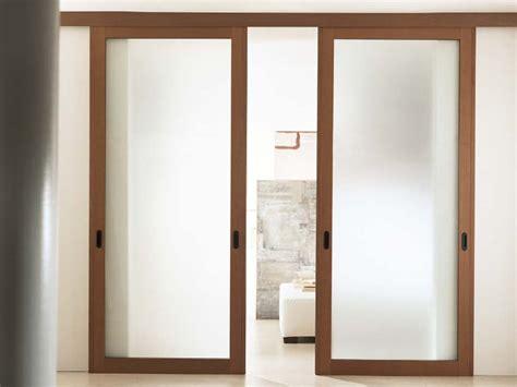 porte interne legno e vetro porte scorrevoli vetro e legno