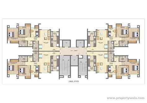 inn express floor plans lodha splendora ghodbunder road thane residential project propertywala