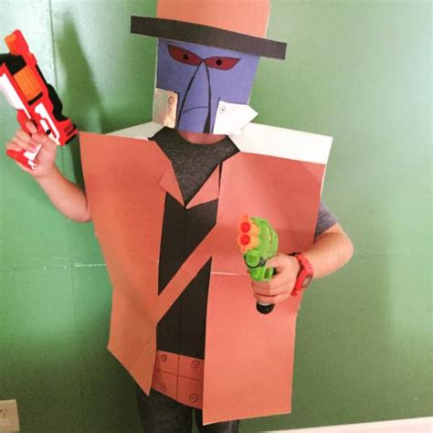 Origami Yoda Costume - showcase 2016 origami costumes stooky