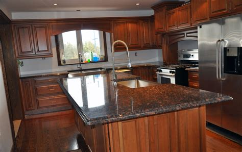 How Much Does It Cost To Get Granite Countertops Installed by Coffee Brown Granite