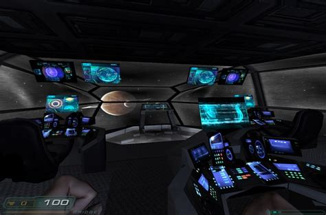 doom 3 console bridge consoles image prometheus doom 3 mod for
