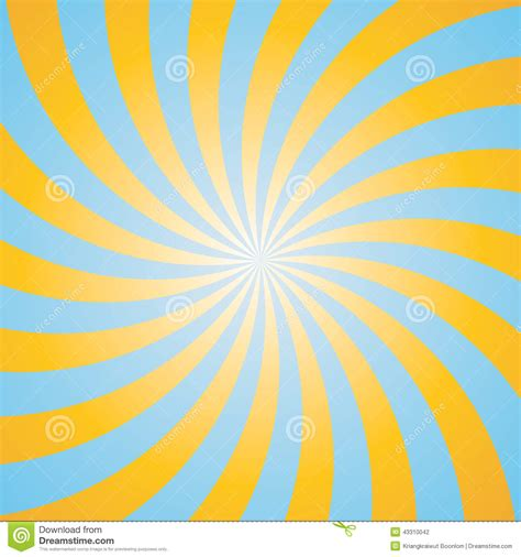other energy blueandyellow blue and yellow color burst background stock vector