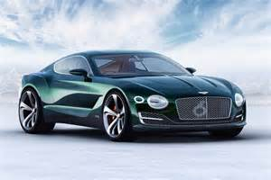 Bentley Be Bentley Barnato Two Seater Sportscar Could Arrive In 2019