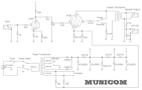 Power Lifier Behringer schematic behringer vt999 schematic get free image about