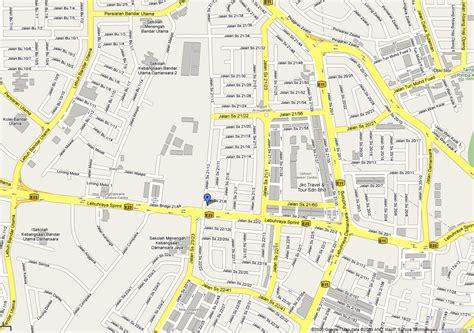 map usj subang jaya location map reformed baptist churches malaysia
