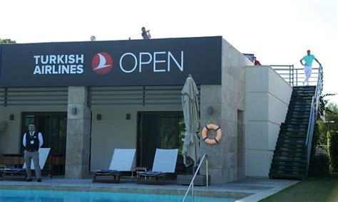 shown by ireland boss despite poor form view photo yahoo sport turkish open again has 16th hole with tee shot from roof