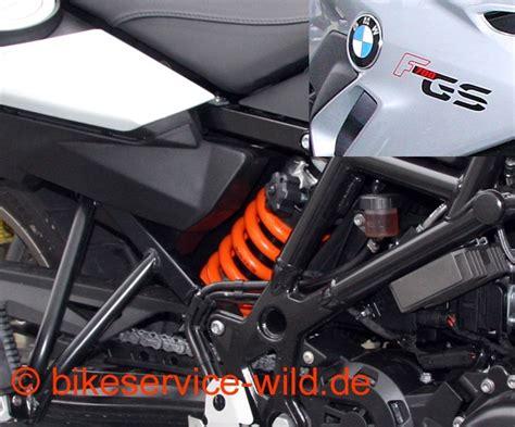 Was Bringt Motorrad Tieferlegung by Bikeservice Manfred