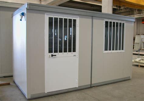 uffici prefabbricati usati monoblocco special cm 400x200xh240 novobox home