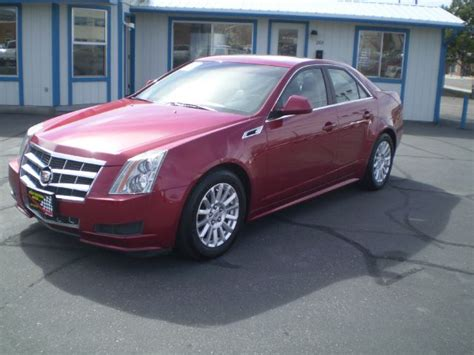 automobile air conditioning service 2011 cadillac cts parking system 2011 cadillac cts sle pickup 4d 5 3 4 ft details pocatello id 83201