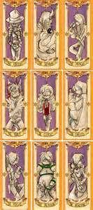avalon clow cards by queen dedede on deviantart