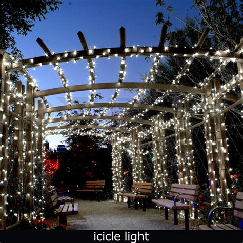 outdoor icicle lights 24m 960 led bright white snowing icicle lights indoor