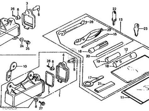 86 honda trx 125 wiring diagram get free image about