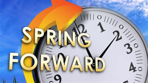 Early Daylight Savings Changes by Time To Quot Forward Quot On March 14 2016 Merritt
